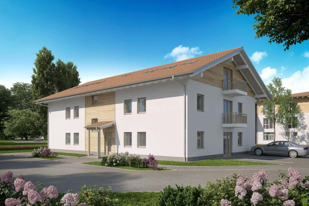 Personalhaus Pflegezentrum Unterammergau