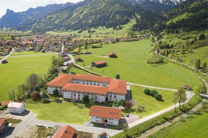 Pflegezentrum Unterammergau